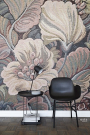 Esta Home Blush PhotowallXL Floral Tapestry 158889