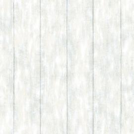 007. Esta Home Sloophout behang licht blauw/grijs 128007