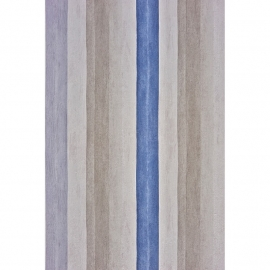 Casadeco Marina Streepbehang blauw beige bruin