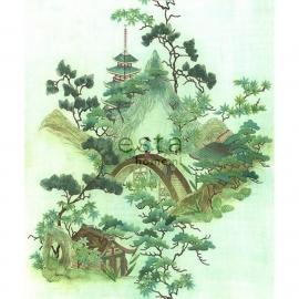 62. Esta Home Fotobehang Chinese Tuin  158114