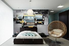 Dutch Fotobehang Mumbai Kleur