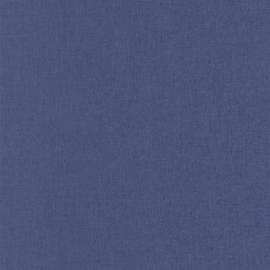 Swing Uni behang 5283 Uni blauw