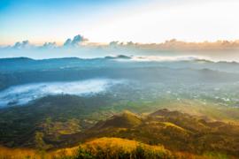 Bali Tropisch Landschap berg