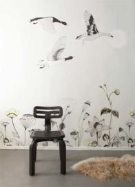 Onszelf Most Fabulous panel 532005 grijs zwart wit beige zand