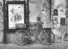 Dutch Fotobehang Buenos Aires Zwart Wit