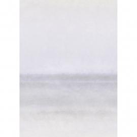 Posterpaneel Ombre grijsblauw