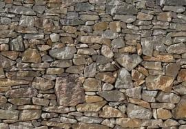 07. Komar Fotobehang Stone Wall 8-727