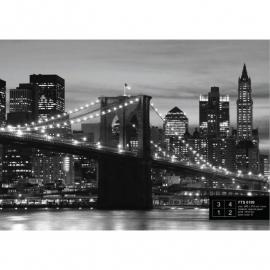Dutch Wallcoverings Fotobehang Brooklyn Bridge