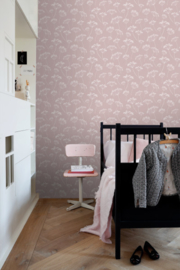 Esta Home Scandi Cool behang Bloemmotief 139103