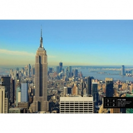 Dutch Wallcoverings Fotobehang Manhattan New York