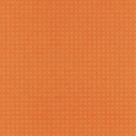 Swing Cirkeltjes behang oranje 3126