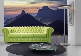 Dutch Fotobehang Rio de Janeiro kleur