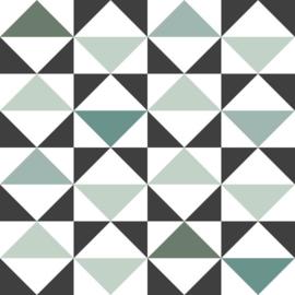 Esta Home Scandi Cool behang Grafische Driehoeken 139096