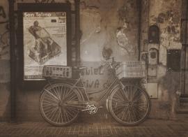 Dutch Fotobehang Buenos Aires Vintage Brown