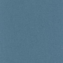 Swing Uni behang 6460 Uni blauw