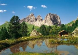 44. Komar Fotobehang Dolomiten 8-9017
