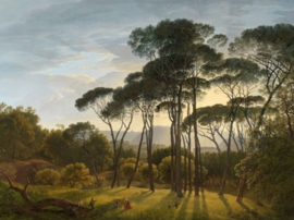 Esta Home Blush PhotowallXL Italian Landscape 158891