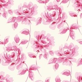 016. Esta Home Aquarel rozen roze 128016