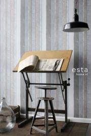 Esta Home Vintage Rules! behang 138250