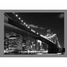 Dutch Wallcoverings Fotobehang Brooklyn Bridge 2