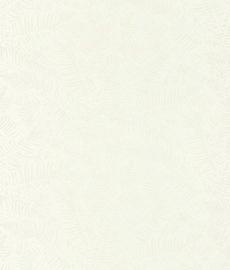 Panama Botanisch blaadjes wit parelmoer 0326