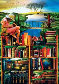 Art Puzzle 5174 - Globetrotter - 1000 stukjes