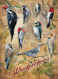 Cobbles Hill - Notable Woodpeckers - 500XL stukjes