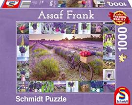 Schmidt - De Geur van Lavendel - 1000 stukjes
