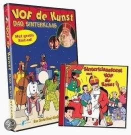 V.O.F. De Kunst  *Dag Sinterklaas*  dvd+cd