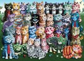 Anatolian - Cat Family Reunion - 1000 stukjes