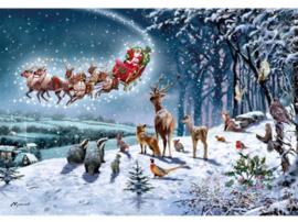 Otter House - Magical Christmas - 500 stukjes
