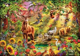 Art Puzzle 5176 - Magic Forest - 1000 stukjes
