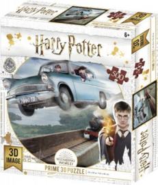 TFF 3D Image Puzzel - Harry Potter Ford Anglia 500 stukjes
