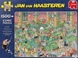 Jan van Haasteren - Krijt op Tijd! - 1500 stukjes