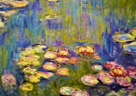 Bluebird Claude Monet - Nympheas - 1000 stukjes