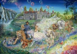 Grafika Josephine Wall - Fantasy Wedding - 2000 stukjes