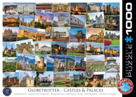 Eurographics 0762 - Castles and Palaces - 1000 stukjes