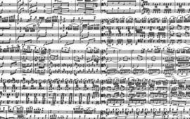 Piatnik - Muzikale Noten - 1000 stukjes