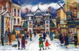 House of Puzzles - Going to Town - 500 stukjes