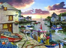 House of Puzzles - Harbour Lights - 250XL stukjes