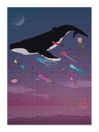 Claudberries - Whale - 500 stukjes
