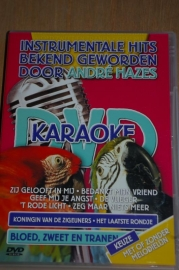 DVD 5290      Karaoke liedjes van Hazes  deel 1