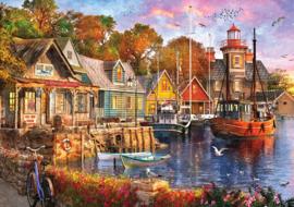 KS - The Harbour Evening - 4000 stukjes