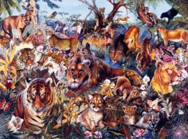 SunsOut 50078 - Animal Fantasia - 300XXL stukjes