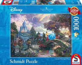 Disney Thomas Kinkade - Cinderella - 1000 stukjes