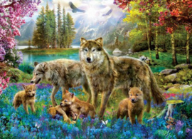 Eurographics 5360 - Wolf Lake Fantasy - 500XL stukjes