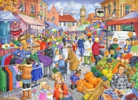 House of Puzzles - Market Day - 250XL stukjes