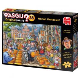 Wasgij Original 38 - Kaasalarm - 1000 stukjes