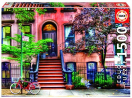 Educa - Greenwich Village, New York - 1500 stukjes