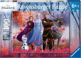 Ravensburger - Disney Frozen De Magie van het Bos - 100XXL stukjes